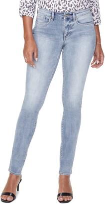 NYDJ Alina High Waist Skinny Jeans