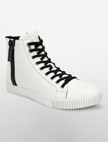 Calvin Klein John Leather High Top Sneaker