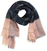 Madewell Women's Brushed Colorblock Scarf