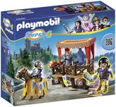Playmobil Super 4 Royal Tribune with Alex Figure