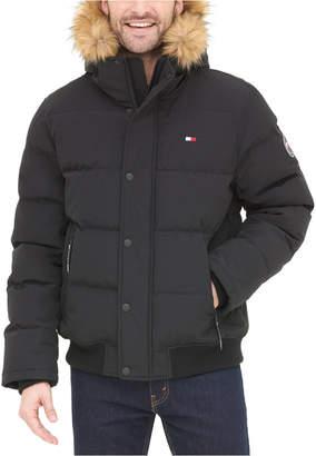 Tommy Hilfiger Short Snorkel Coat
