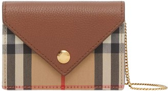 Burberry Small Archive Print Pouch