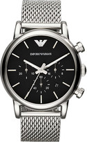 Emporio Armani AR1811 stainless steel watch
