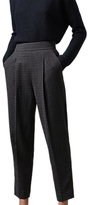 Toast Soft Wool Trousers, Grey