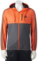 adidas Men's Essential Slim-Fit Woven Track Jacket