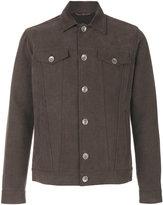 Eleventy patch pocket jacket - men - Cotton/Cashmere - 48