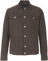 Eleventy patch pocket jacket