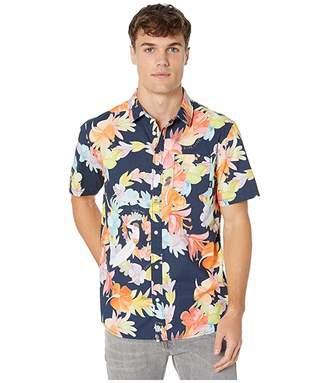 Vans 2019 VTCS Aloha Shirt Short Sleeve Woven