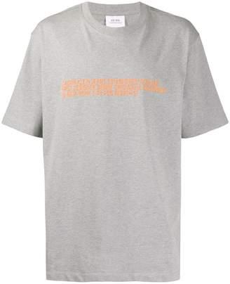 Calvin Klein Jeans Est. 1978 logo embroidered T-shirt