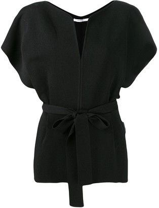 Givenchy Belted Blouse