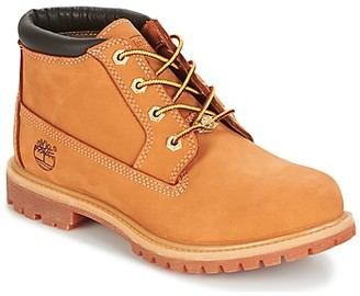 Timberland Nellie Chukka Double women's Low Ankle Boots in Brown