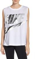 Nike Women's Sportswear Montage Graphic Tank