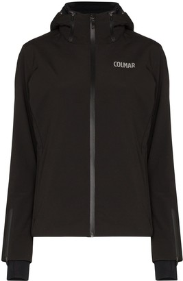 Colmar insulated hooded jacket