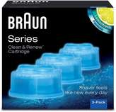 Braun Clean & Charge Refill
