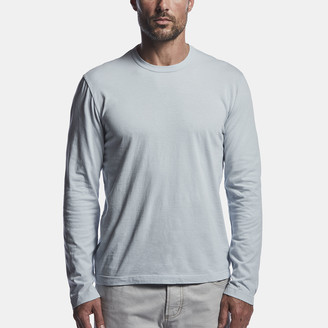 James Perse LONG SLEEVE CREW NECK
