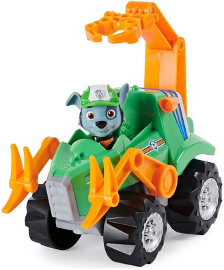 Paw Patrol Dino Rescue Deluxe Vehicles -Rocky