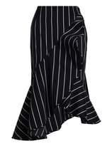 Zimmermann Maples Collegiate Wrap Skirt