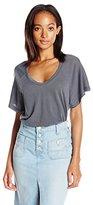 Stateside Women's Jersey Oversized T-Shirt