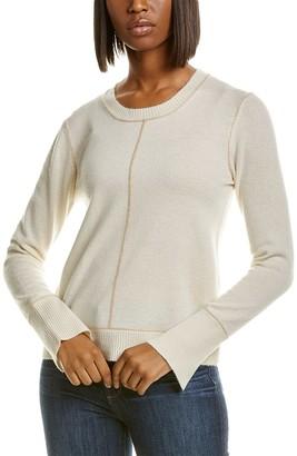 Habitual Sora Wool & Cashmere-Blend Sweater