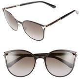 Jimmy Choo 'Neizas' 54mm Metal Sunglasses