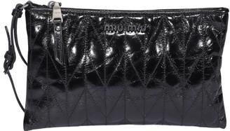 Miu Miu Quilted Clutch Bag