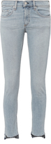 Rag & Bone Wiley Raw Step Hem Capri Jeans