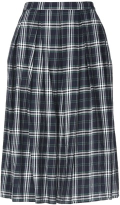Cappellini by PESERICO 3/4 length skirts