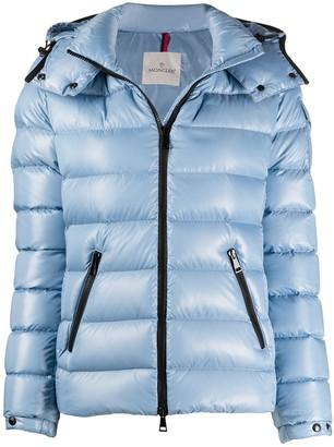 Moncler Bleu puffer jacket