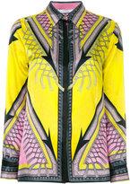 Versace graphic print shirt