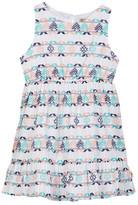 Lucky Brand Printed Dress (Little Girls)