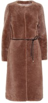 Thumbnail for your product : Yves Salomon Meteo shearling coat