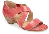 Fidji Women's Leather Sandal