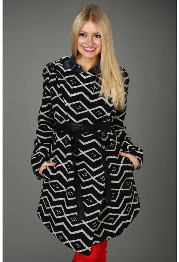 BB Dakota Alder Coat (Black) - Apparel