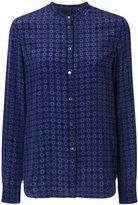 Aspesi printed pattern shirt