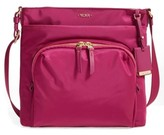 Tumi 'Voyageur - Capri' Crossbody Bag - Pink