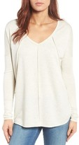 Women's Caslon V-Neck Sweatshirt