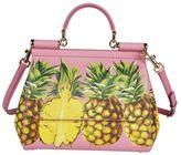 Dolce & Gabbana Pineapple Print Tote