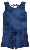 T2 Love Girl's Tie Dye Romper