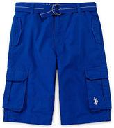 U.S. Polo Assn. USPA Cargo Shorts - Boys 8-18