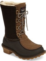 Woolrich Fully Woolly Waterproof Snow Boot (Women)
