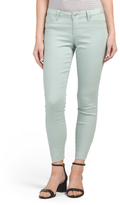 Juniors Released Hem Skinny Pants