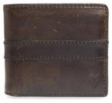 Frye Men's 'Oliver' Leather Billfold Wallet - Brown