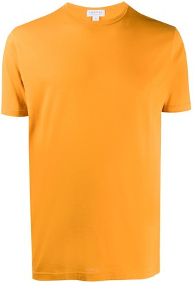 Sunspel crew-neck short sleeve T-shirt