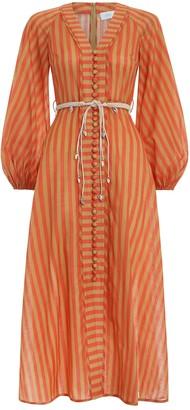 Zimmermann Edie Long Sleeve Dress