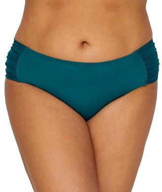 Becca Etc Plus Size Color Code Bikini Bottom