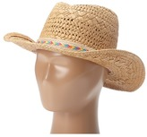 San Diego Hat Company Kids - PBC1010 Kids Paper Cowboy Hat Traditional Hats