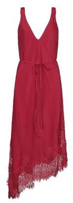 Gold Hawk 3/4 length dress