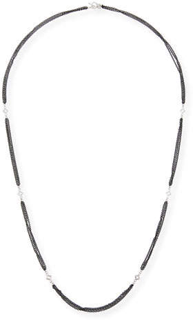 Armenta New World Triple-Strand Necklace