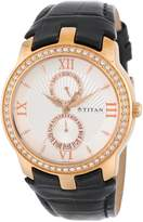 Titan Men's 1535WL01 Regalia Day and Date Function Watch