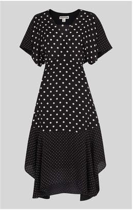 Whistles Enise Multi Spot Dress